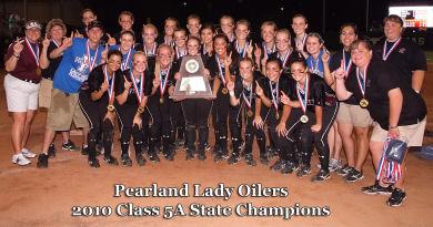 2010 5A State Champions